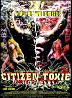 CITIZEN TOXIE THE TOXIC AVENGER IV