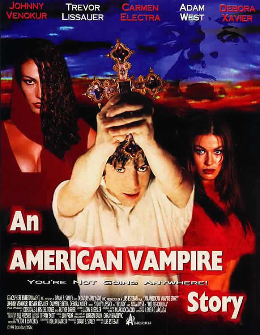 an american vampire story vampire b movie posters