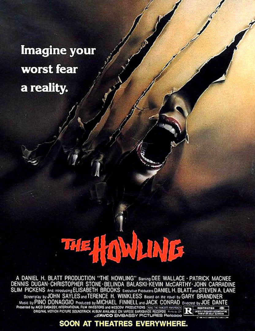 the howling movie wallpapers - photo #5