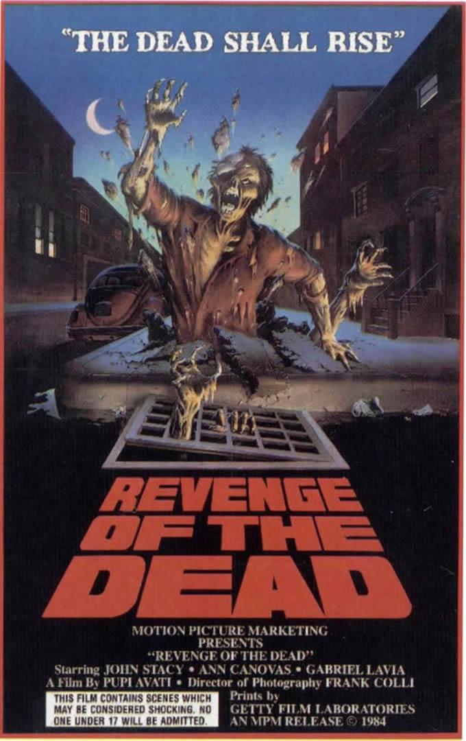 Zombie ZEDER REVENGE OF THE DEAD