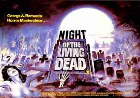 NIGHT OF THE LIVING DEAD landscape