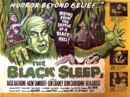 THE BLACK SLEEP landscape