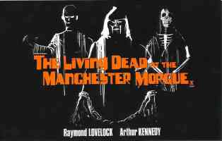 THE LIVING DEAD AT THE MANCHESTER MORGUE LET SLEEPING CORPSES LIE
