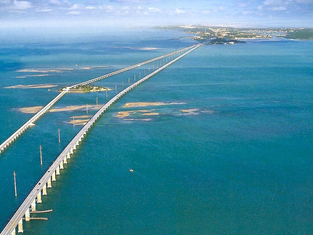 Florida Seven Mile Bridge