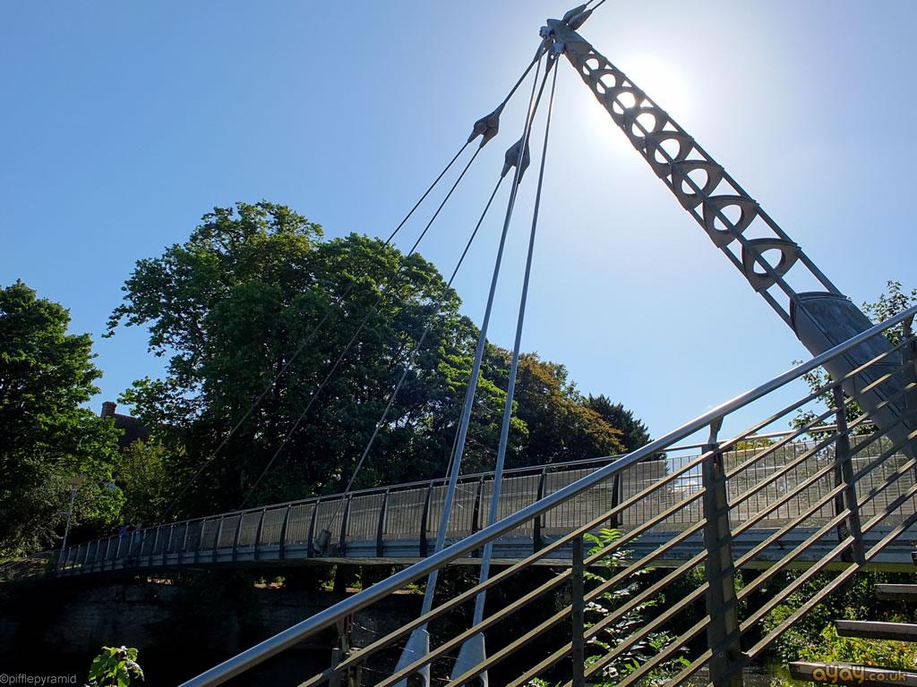 Maidstone Footbridge