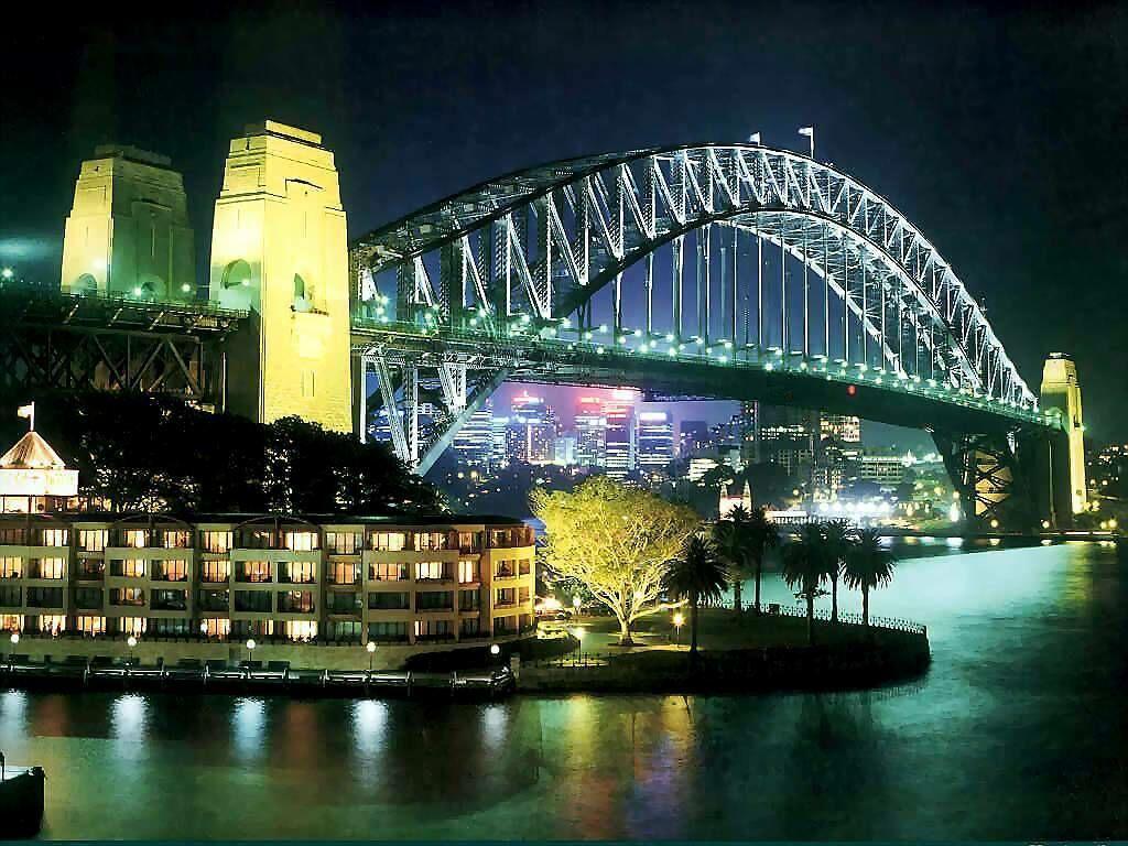 Sydney Harbour Bridge Sydney Australia