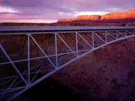 arizona bridge girders