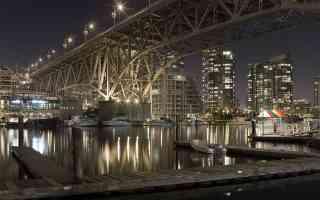 granville bridge vancouver