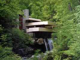 pennsylvania fallingwater frank lloyd wright