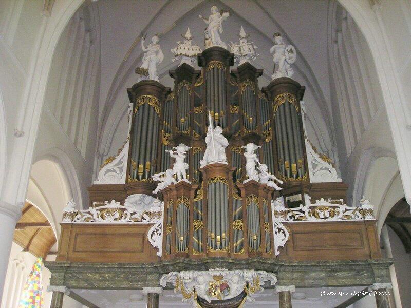 Bolsward Martinikerk Organ