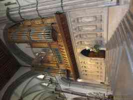 rochester cathedral organ pipes