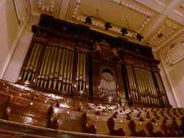usher hall church organ