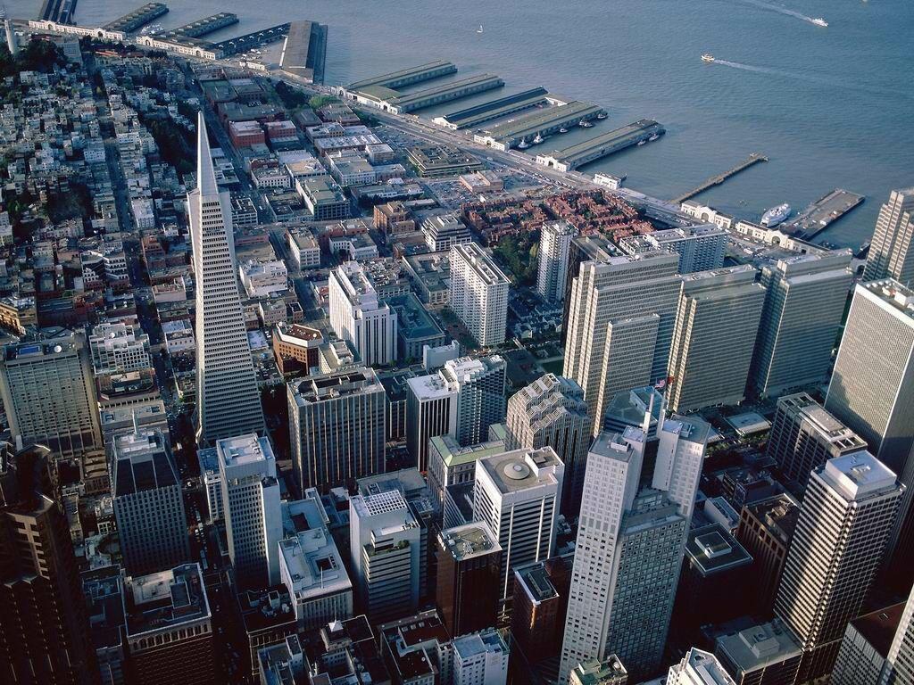 Financial District San Francisco California
