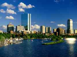 back bay boston massachusetts