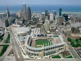 jacobs field cleveland ohio