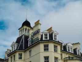 queens hotel eastbourne