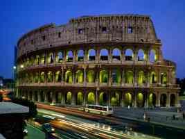 coliseum rome italy