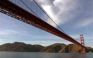 golden gate bridge 1440x900