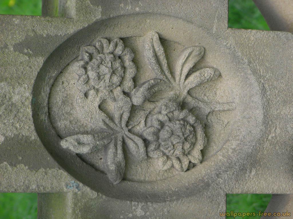 Flower Grave Pattern