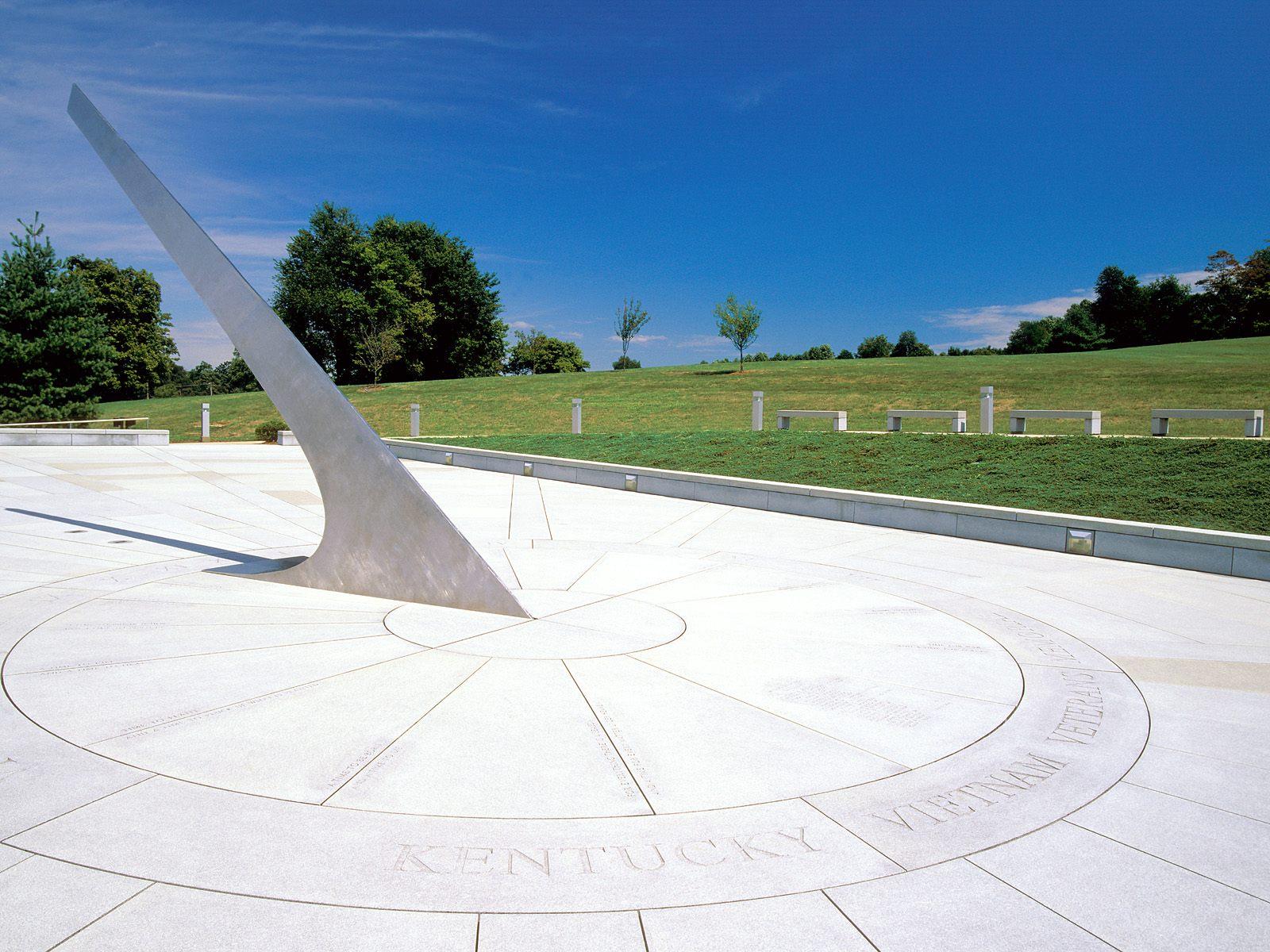 Kentucky Vietnam Veterans Memorial Frankfort Kentucky