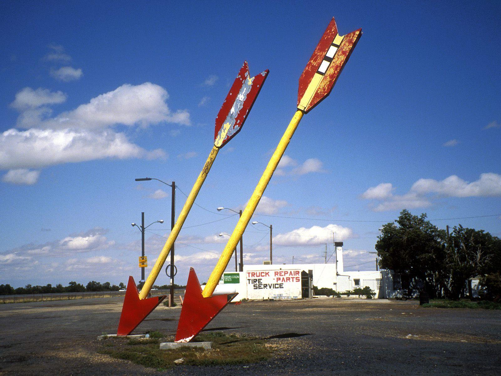 Twin Arrows Gas Station Twin Arrows Arizona