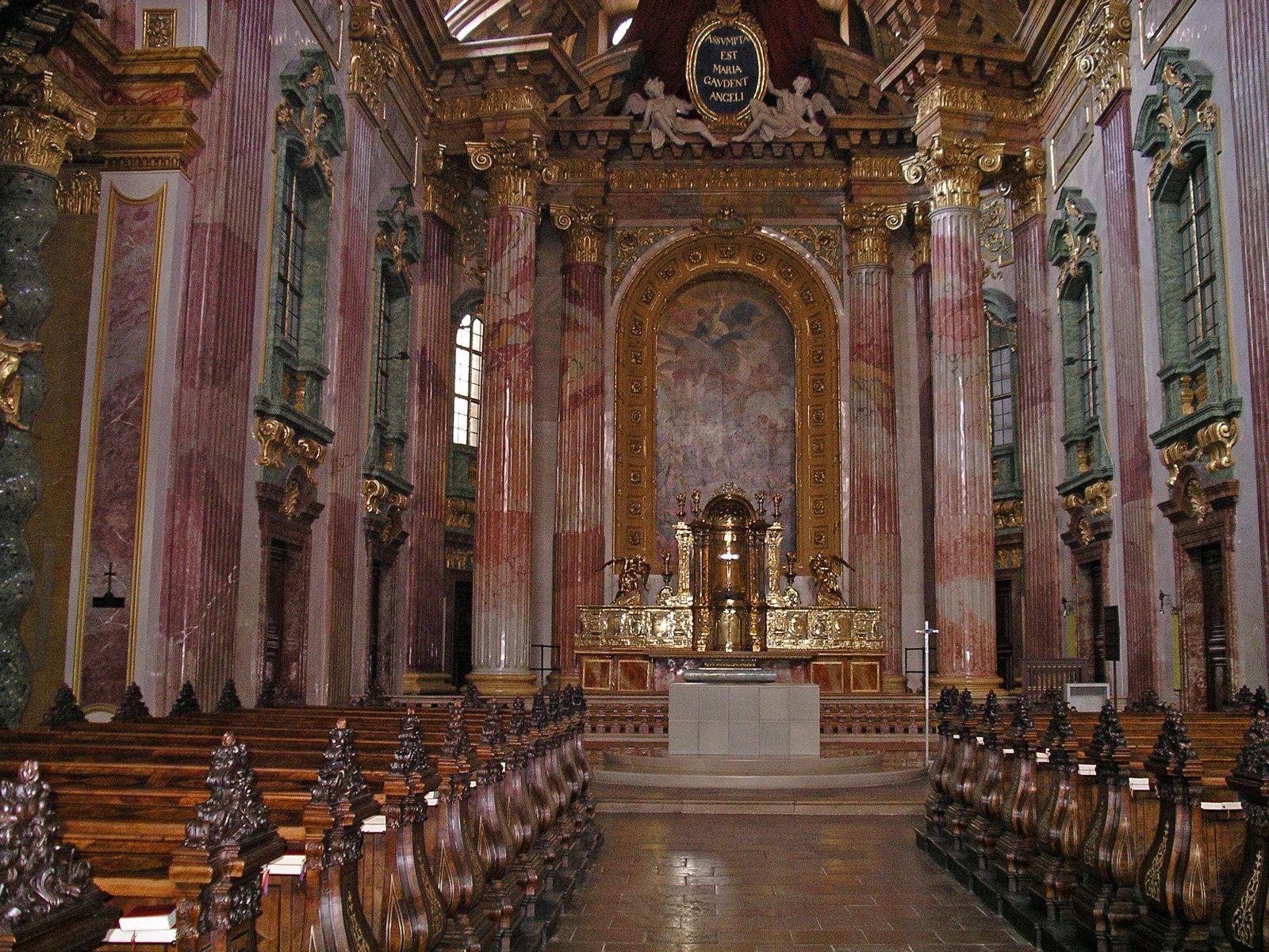 Wien Jesuitenkirsche