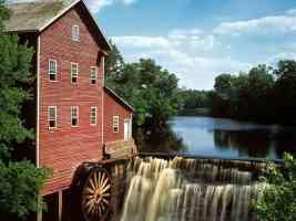 dells mill augustus wisconsin