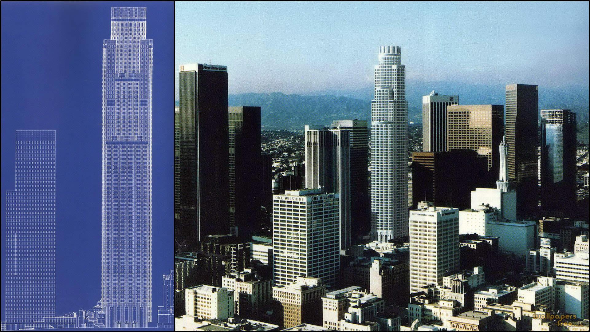 First Interstate World Center Los Angeles