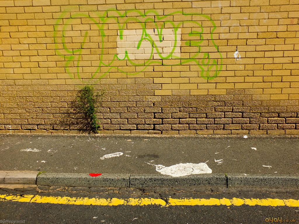 Wall Tags And Single Yellow