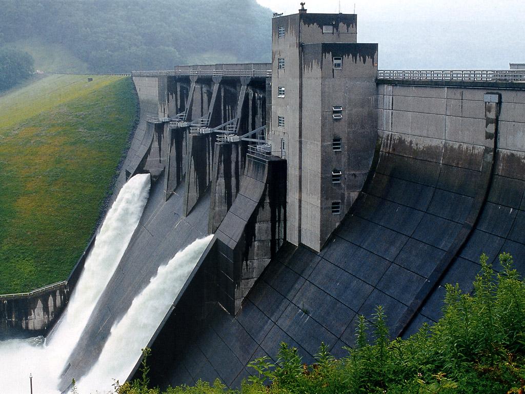 Pennsylvania Kinzua Dam