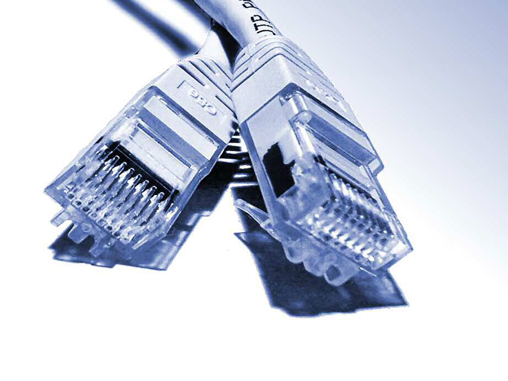 Ethernet Cable Computers Wallpaper
