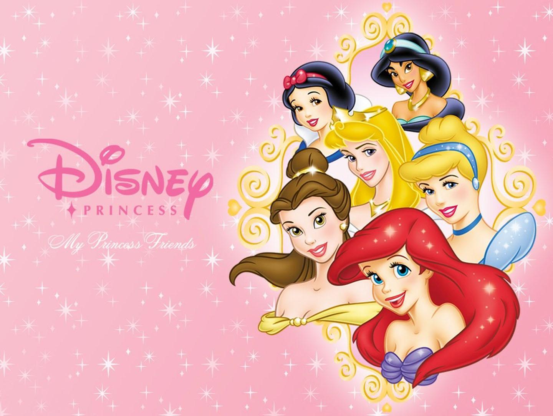 All The Disney Heroines
