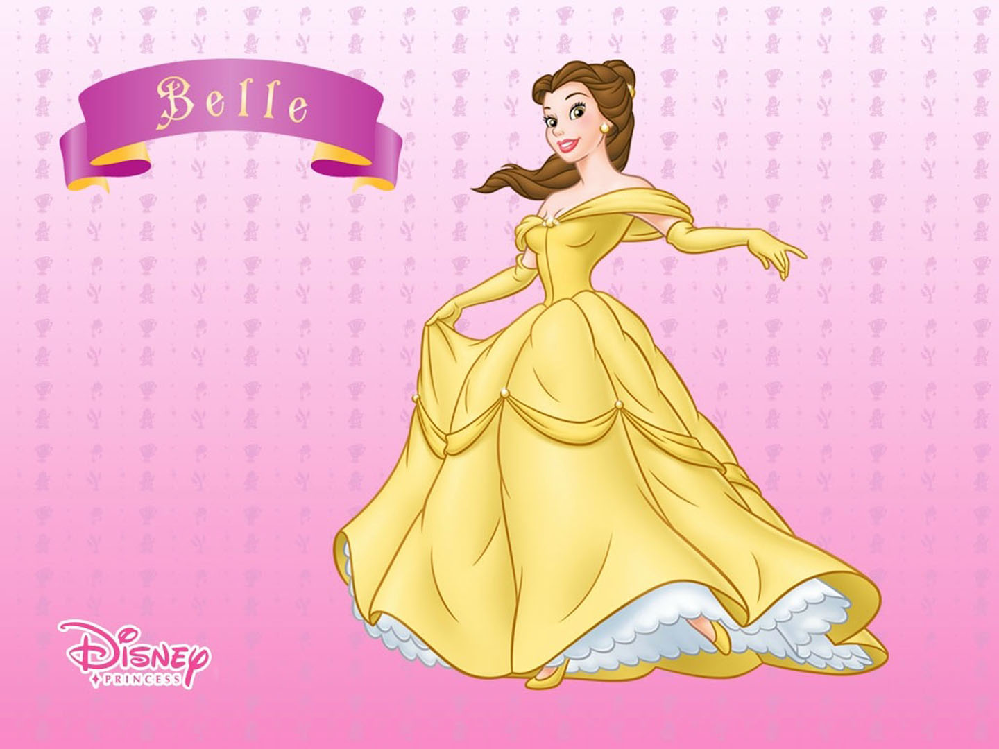 Belle From Cinderella