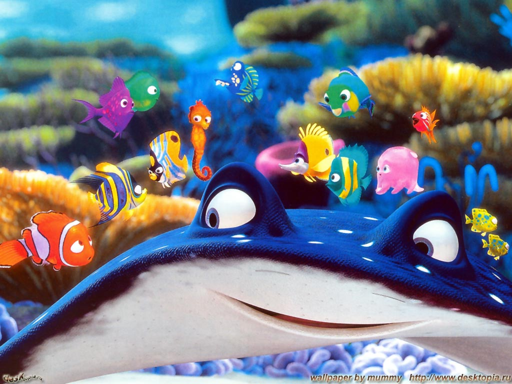 Finding Nemo 0 Next Disney Wallpaper