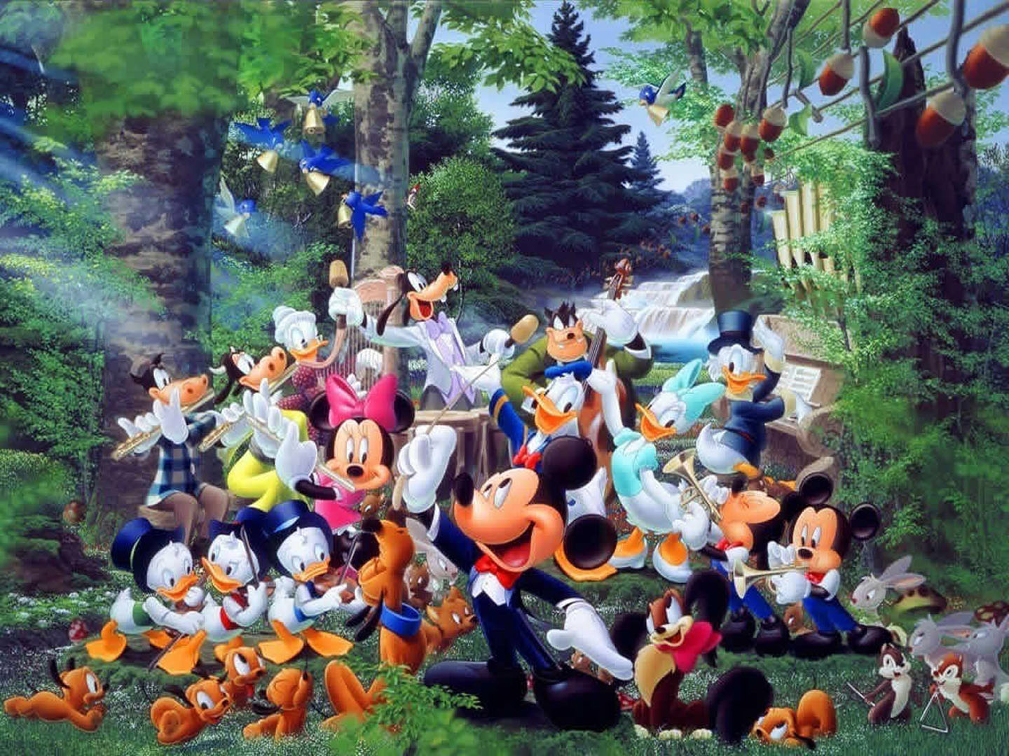 Mickey Mouse Orchestra