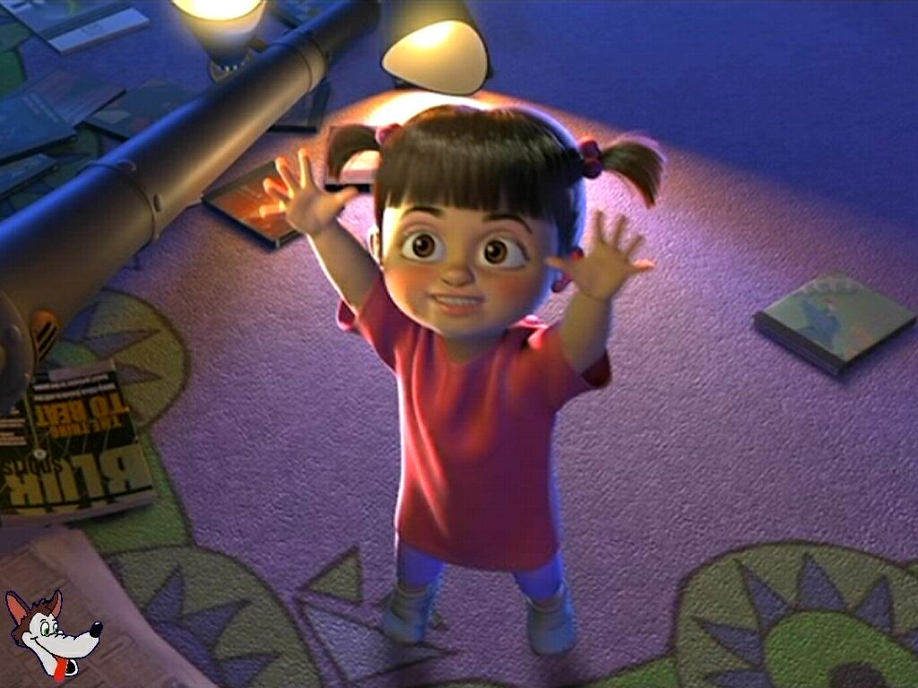 Monsters Inc Boo 2
