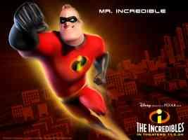 incredibles mr incredible