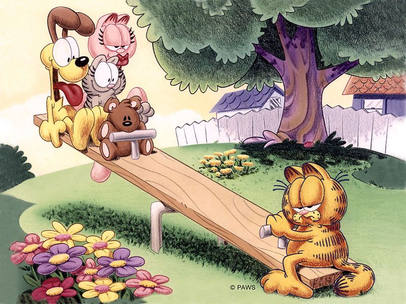 Love Means Theres Someone To Teeter Your Totter