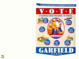 vote garfield