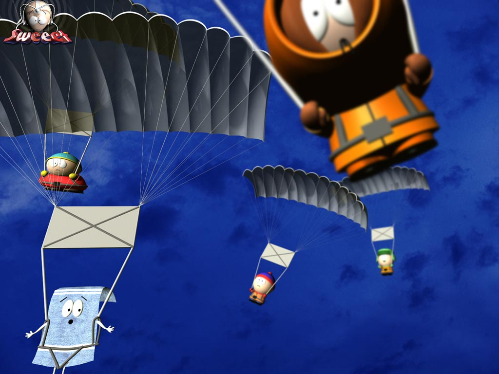 South Park Paratroopers