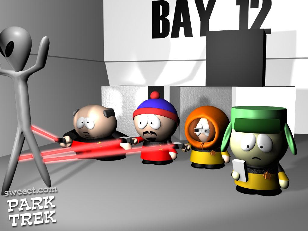 South Park Trek