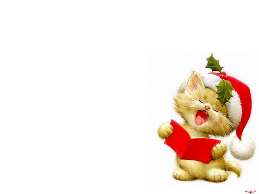Kitten Caroling
