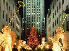 Christmas at Rockefeller Center New York City