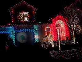 Oregon Portland ChristmasLights 8