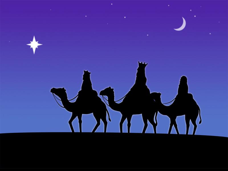Previous Nativity Wallpaper Three Kings