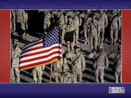 national guard salute