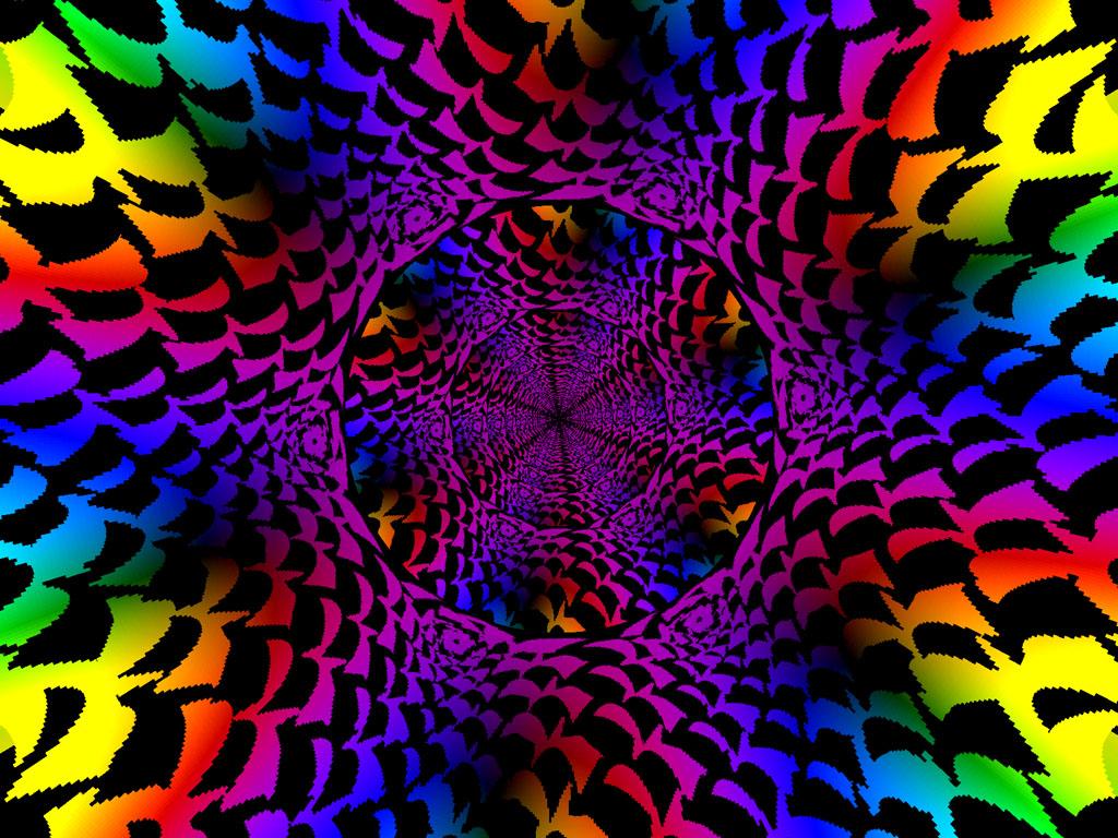 Psychadelic Rose Bubblybabs
