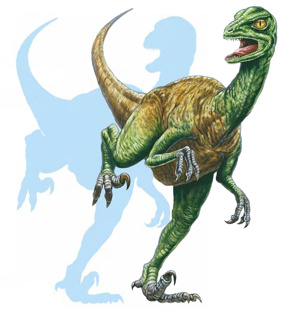 Troodon Hunter