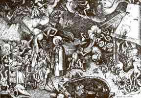 st james in alchemist den full of demons