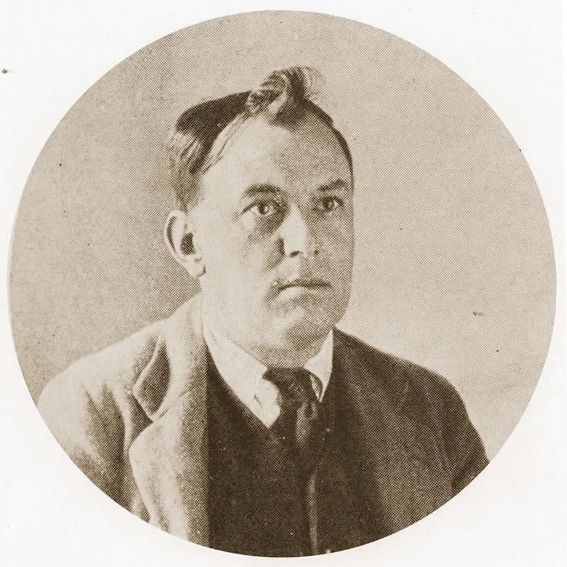 1910 Portrait